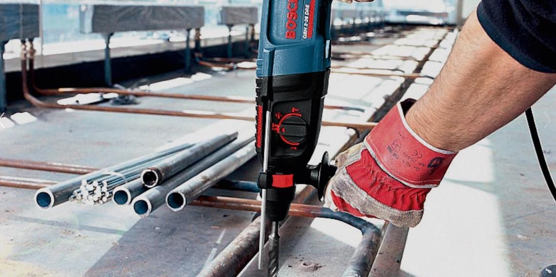 Bosch პერფორატორი GBH 2-26